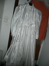 Šaty družička svatba anděl maska vel 140, 140