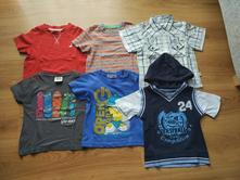 Pěkná trička 86-92, 86