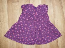 Manšestrové šaty, šatky, šatičky, 68