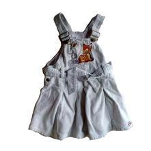 Laclová sukně s bambi, h&m,74