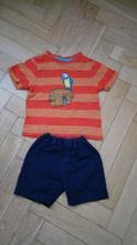 Tričko a kraťasy vel 98, lupilu,98