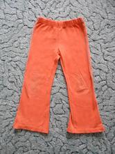 Oranžové tepláčky, wolf,92