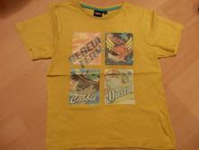 Triko, tričko planes 2 - hasiči a záchranáři, disney,116
