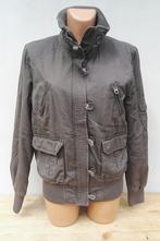 Zimní bunda do pasu l.o.g.g. - vel.36, h&m,36