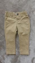 Plátěné kalhoty, next,74