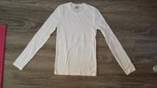 Bílé triko vel.152, 152