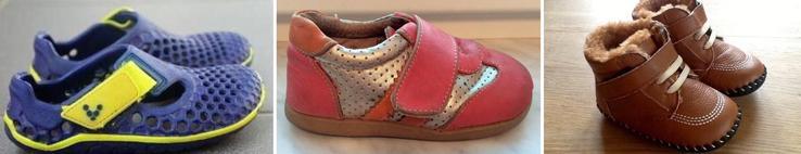 Barefoot a minimalistické dětské boty
