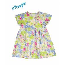 Kojenecké šaty lady - květinový vzor, 56 - 104