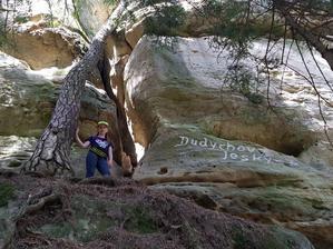 Dudychova  jeskyně.
