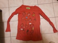 Červené tričko, next,116