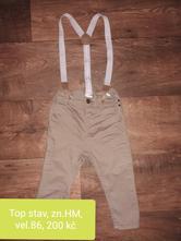 Kalhoty, h&m,86