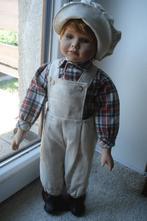 Porcelánový chlapeček/mlynář,