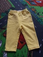 Žluté kalhoty kik, ergee,74