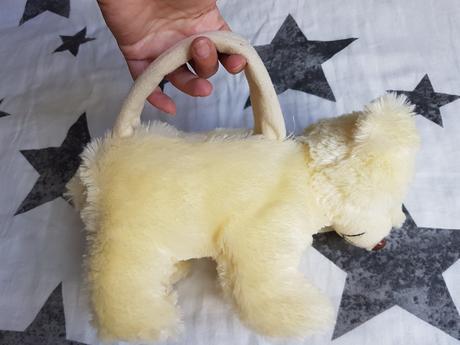 Dívčí kabelka medvídek,