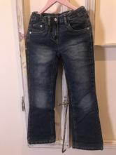 Oteplené džíny, c&a,128