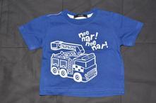 Autíčkové tričko george, george,74