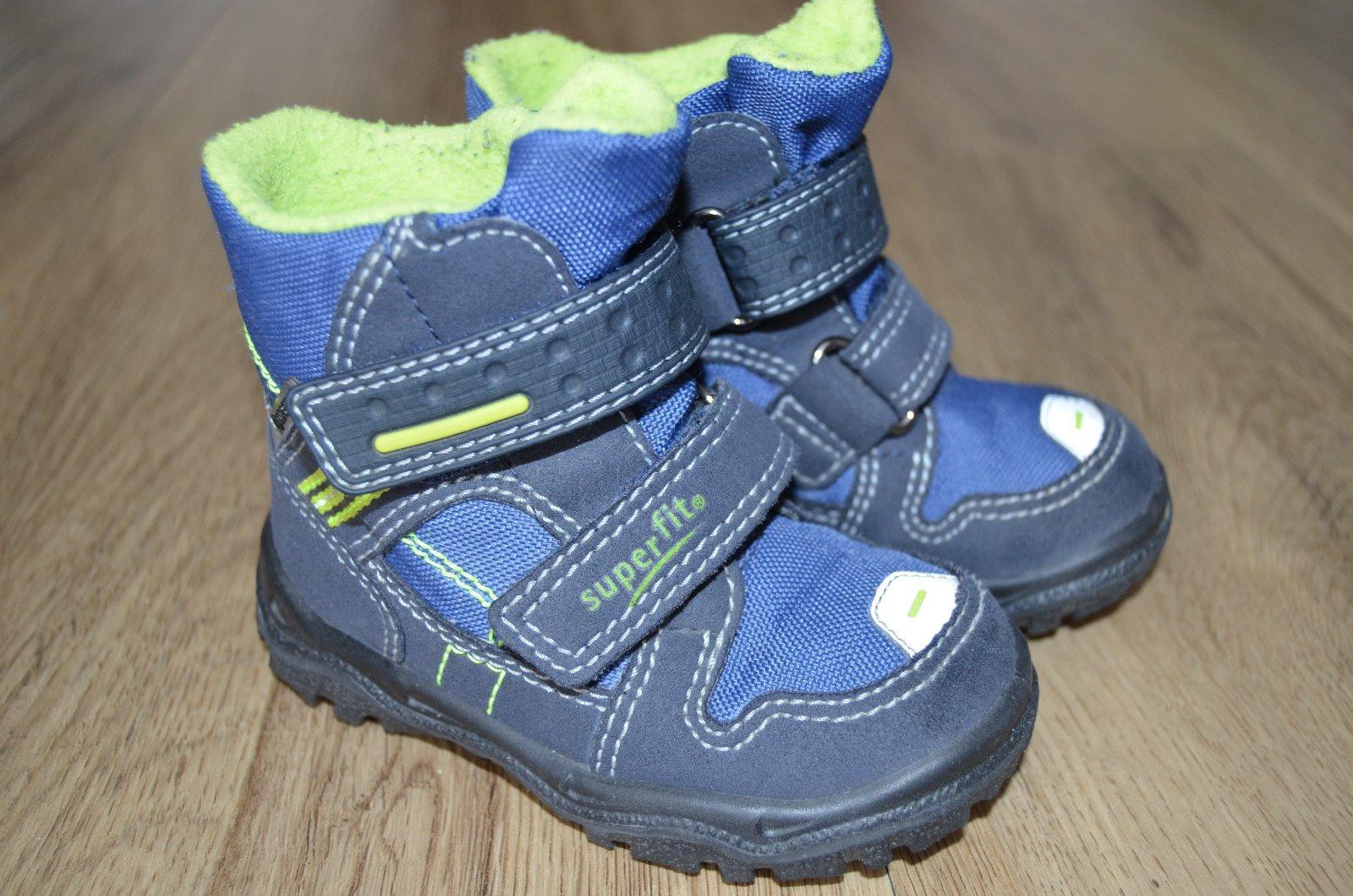 Zimní boty superfit 46fb6b71a7