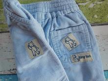 Manžestrové kalhoty, tiny ted,68