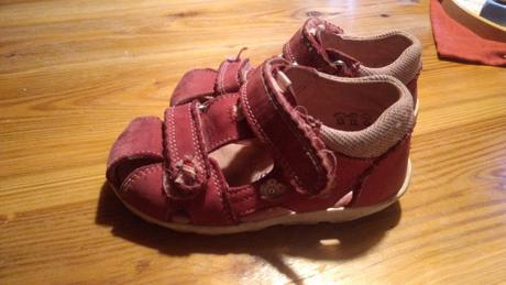 Sandálky superfit, superfit,24