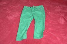 Plátěné kalhoty 2 roky, 92