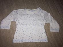 Tričko s hvězdičkami, c&a,62