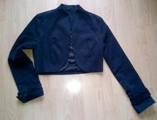Černé sako, amisu,38