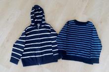 2x svetr, vel. 104, c&a,104