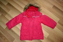 Zimní bunda vel 122-128, 122