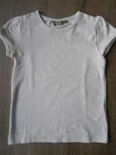 Bílé tričko, lindex,98