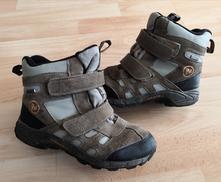 Zimní boty & polobotky merrell gore-tex vel. 35, merrell,35