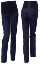 Těhotenské jeans - letní zan - jeans, l - xxxl