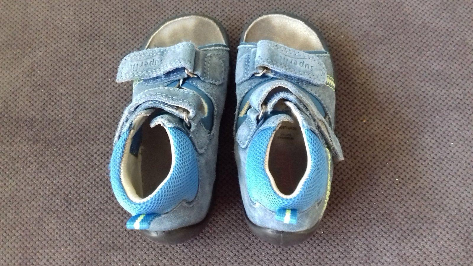 rudik3 • Nový Jičín. 5 inzerátů • 1 hodnocení. Detske kozene sandalky  superfit velikost 23 ... 1cab9315ef