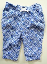 Lehké letní kalhoty / haremky, f&f,62