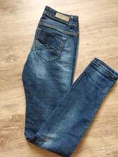Klasické modré skinny džíny vero moda, vero moda,s