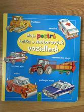 Moje kniha o motorových vozidlech,