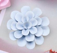 Silikonová forma květ maxi - skladem,