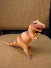 D414      dinosaur výška 15 cm,
