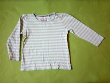 Bílo - tyrkysové tričko, lupilu,98
