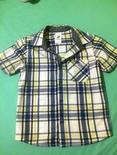 Chlapecká košile vel.110, c&a,110