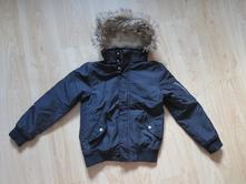 Zimní bunda, h&m,146