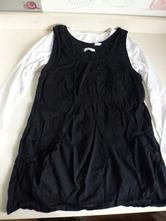 Těhotenský komplet trička a tuniky, 42