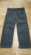 Manšestrové kalhoty 104, lupilu,104
