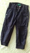 Tříčtvrteční kalhoty, 110