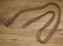 Pletený pásek new yorker,