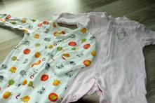 Bavlněné overaly/pyžamka, next,68