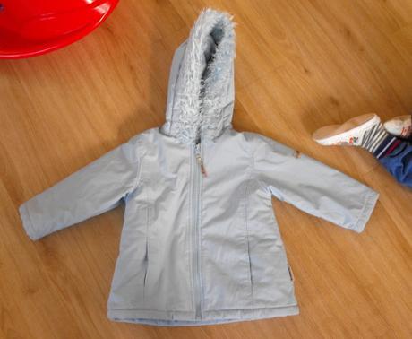 A54. bunda nepromokavá zimní, 92