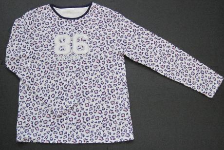 Fleecový horní pyžamový díl vel. 152, young dimension,152
