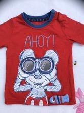 3d tričko s mickey mousem zn. george, george,74