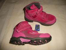 Softshell boty tenisky 34 22,5 cm, 34