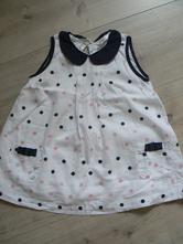 Letní šaty s puntíky, pepco,92